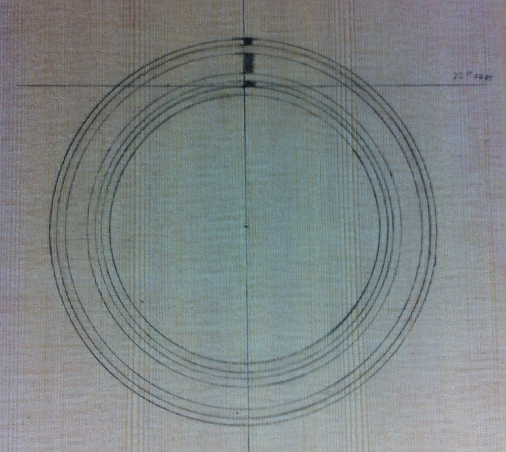 Soundhole Rosette Building An Acoustic Steel String Guitar